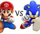 Mario and Sonic Doll Game