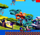 Sonic Stars Race Game