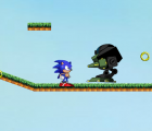 Sonic Go Home Game