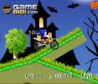 Sonic Halloween Night Game