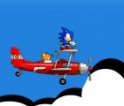 Sonic Sky Chase Game