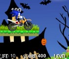 Sonic Halloween Racing Game