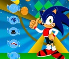 Super Sonic Dress Up Game