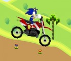 Sonic Stunt Motocross Game