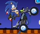 Super Sonic Extreme Biking Game