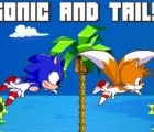 Flappy Sonic And Tails Game