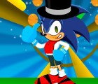 Sonic the Hedgehog Dress Up Game