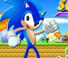 Super Sonic Adventure Game