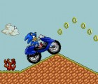 Super Sonic Enduro Race Game