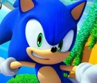 Sonic Collecting Rings Game