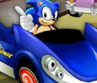 Sonic Race Puzzle Game