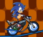 Super Sonic Extreme Biker Game