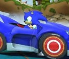 Sonic Hidden Tires Game